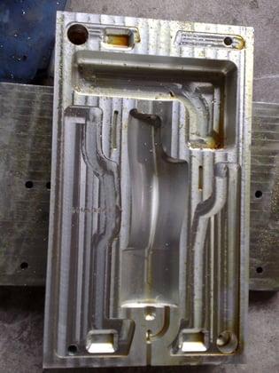 image leg mold